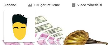 youtube 100 görüntülenme