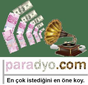 Paradyo.com logosu