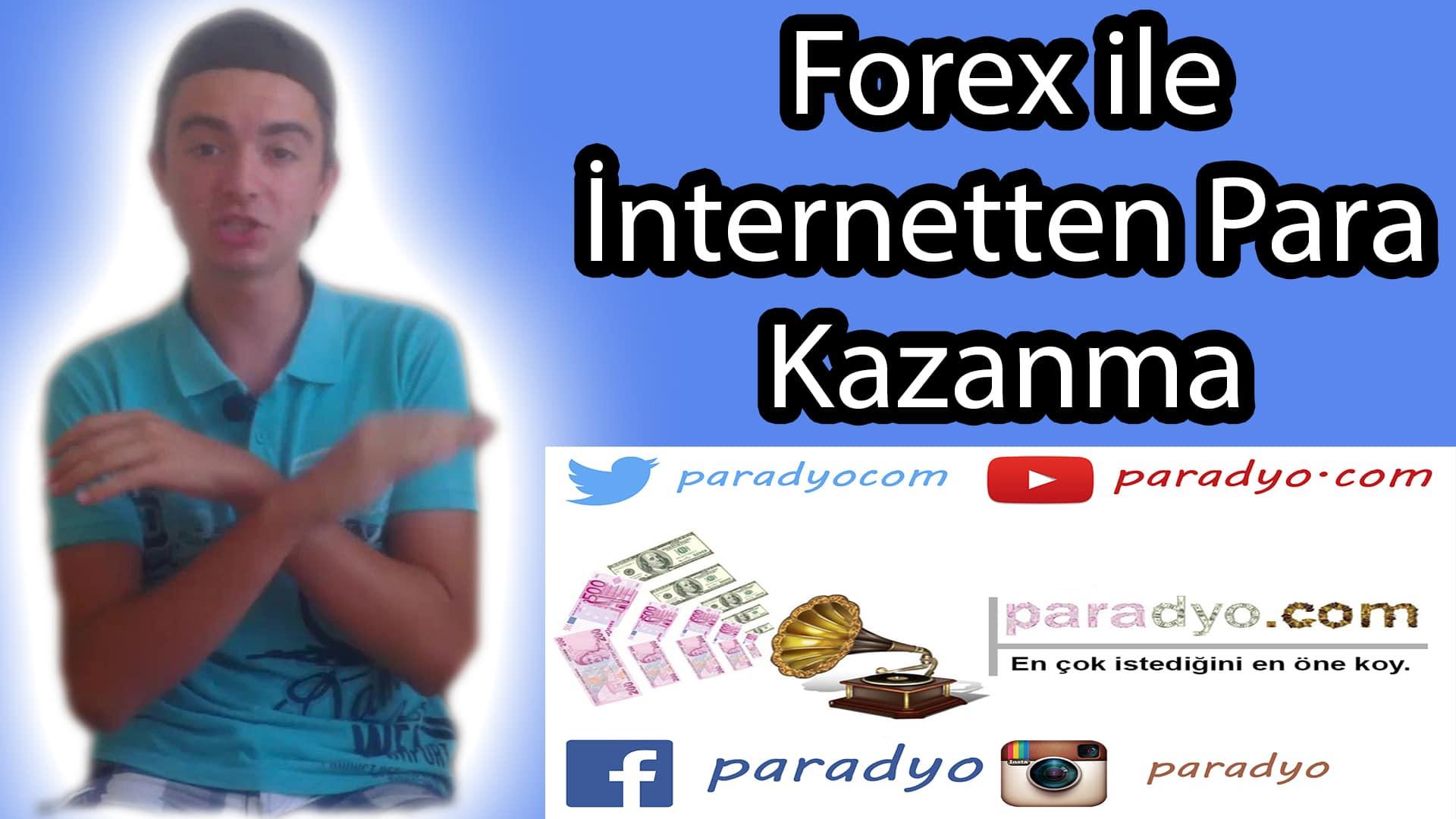 Forex ile para kazanma