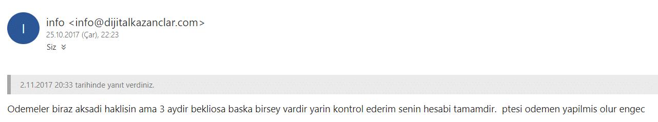 xticaret kapandı mail 1
